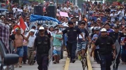 Paro se mantiene en Ucayali pese a pedido de suspensión del Gobierno