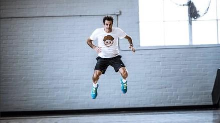 Twitter: Roger Federer lanzó camisetas con su propio 'emoticón' (FOTOS)