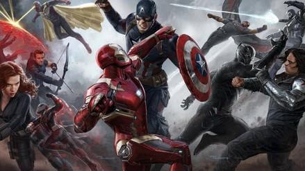 Facebook: filtran segundos de Capitán América Civil War