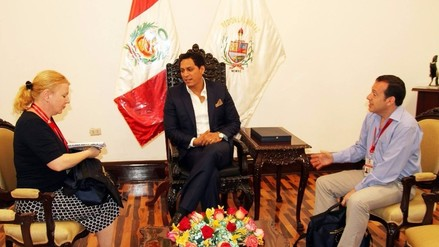 Trujillo: llegan observadores de la Unión Europea para proceso electoral
