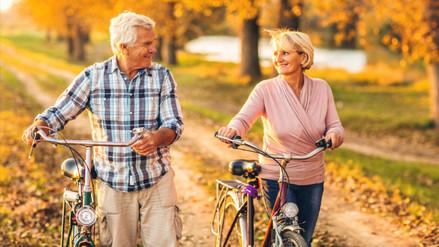 Montar bicicleta o caminar pueden reducir el riesgo de alzheimer