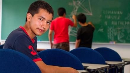 Joven peruano ganó una beca al prestigioso MIT en los Estados Unidos