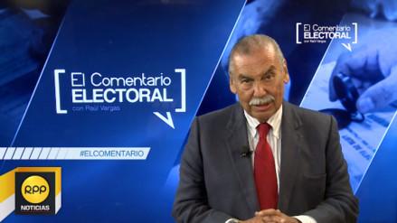 El Comentario Electoral: Los partidos políticos como puertas giratorias