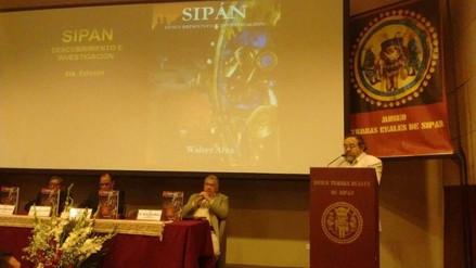 Lambayeque: presentan quinta edición de libro sobre cultura Sipán
