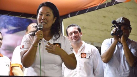 Keiko Fujimori: JEE decidirá el viernes si abre proceso de exclusión
