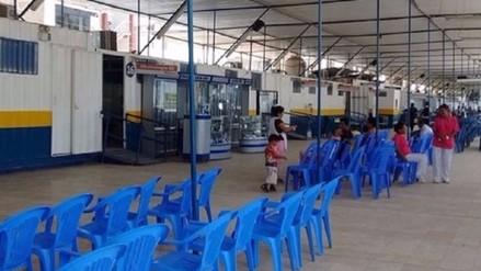 Se termina el plazo para que Hospital de la Solidaridad deje parque en PJ José Olaya