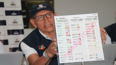 Jefe de la ONPE dio fecha límite para envío de material electoral al exterior