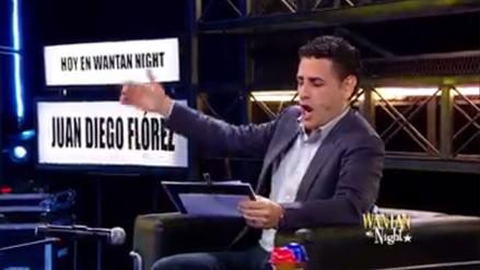 Facebook: Juan Diego Flórez  se animó a cantar 'La Feria De Cepillín'
