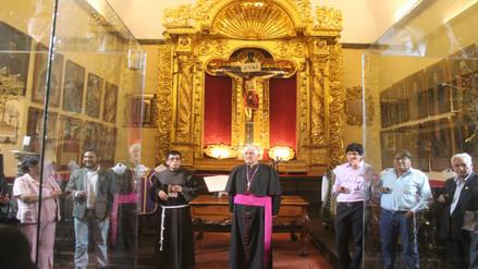 Arzobispado apertura museo y catacumbas por Semana Santa