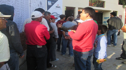 Lambayeque: 150 fiscales fueron designados para elecciones de abril