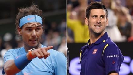 Rafael Nadal y Novak Djokovic chocarán en las semifinales de Indian Wells