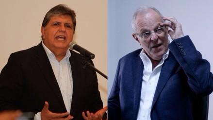 CPI: Alan García y PPK, los candidatos con mayor antivoto