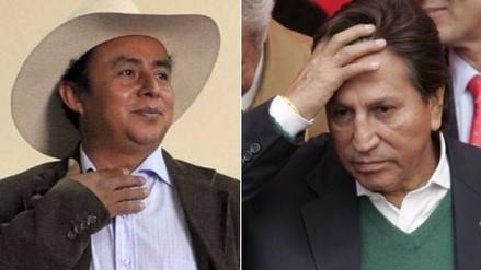CPI: Gregorio Santos supera a Alejandro Toledo en intención de voto