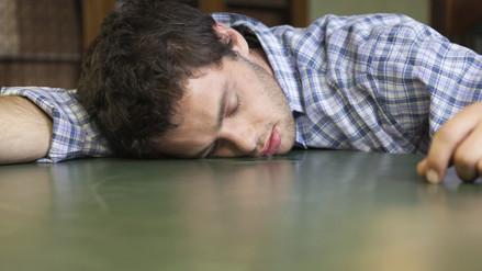 Babear mientras duermes es una buena señal