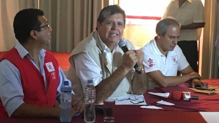 """Alan García: """"PPK no tiene un gramo de sangre peruana"""""""