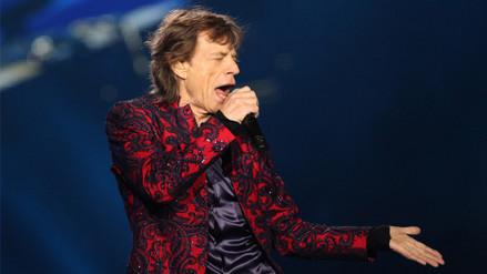 Mick Jagger se burla de Donald Trump
