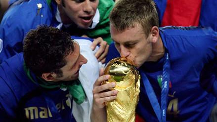 Daniele De Rossi colocó su medalla del Mundial en el ataúd de su amigo