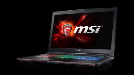 Review: Laptop gamer MSI GE72 Apache Pro