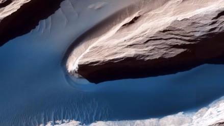 YouTube: NASA muestra video de Marte como jamás nadie lo vio