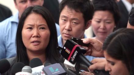 Keiko Fujimori: ¿Cuánto demorará el proceso de exclusión?
