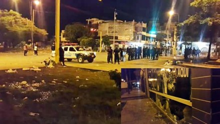 Enfrentamientos en Pucallpa tras 11 días de huelga indefinida