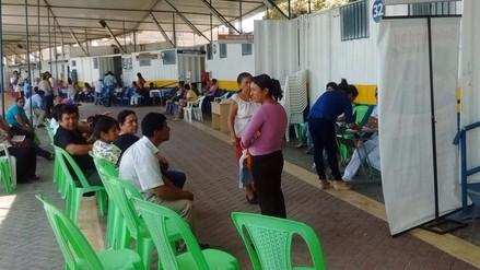 Hospital de la Solidaridad sigue atendiendo pese a ultimátum