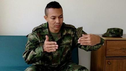 Colombia: ELN libera a militar colombiano secuestrado hace mes y medio