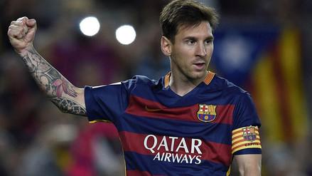 Lionel Messi y los jugadores que manifiestan su amor en tatuajes