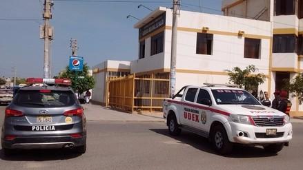 Falsa alarma de bomba causa pánico en Gerencia Regional de Salud