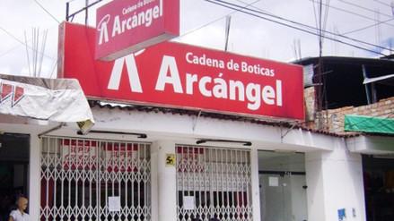 Mifarma adquirió boticas Arcángel