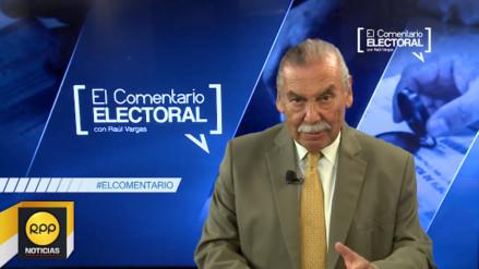 El Comentario Electoral: Aún no sabemos quiénes estarán el 10 de abril