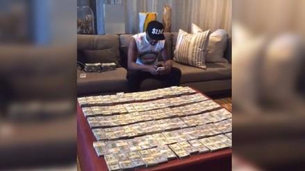 Instagram: Floyd Mayweather compartió el secreto para ser millonario