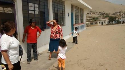 Trujillo: retraso de dos semanas de clases afecta a 90 alumnos