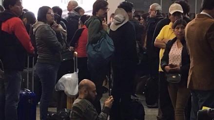 Estos son tus derechos si se atrasa tu vuelo