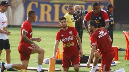 Selección Peruana: Alexander Callens se integró a las prácticas y se completó el equipo