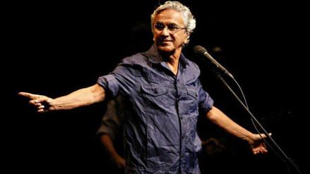 Caetano Veloso rinde tributo al Perú con 'La flor de la canela'