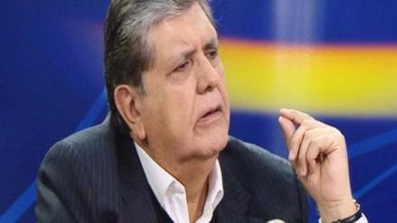Alan García visita Trujillo continuando con su campaña proselitista