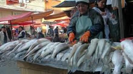 Semana Santa: precio de pescado aún se mantiene en Chimbote