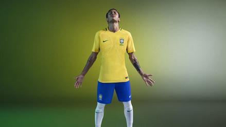 Brasil renovará camiseta luego de 2 años y la estrenará ante Uruguay (FOTOS)