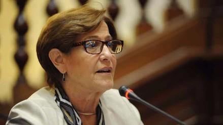 Susana Villarán defiende a Verónika Mendoza y respalda su candidatura