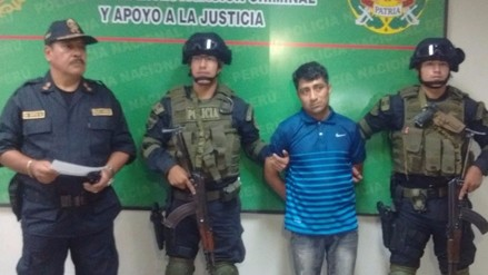 Capturan a sicario de la banda criminal  'La Gran Familia'