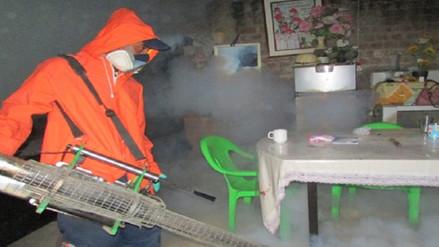 Fumigarán más de 3 mil viviendas en Castilla contra el dengue