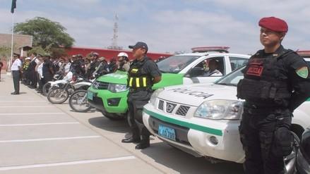 PNP y serenos intensificarán operativos contra la delincuencia en Semana Santa