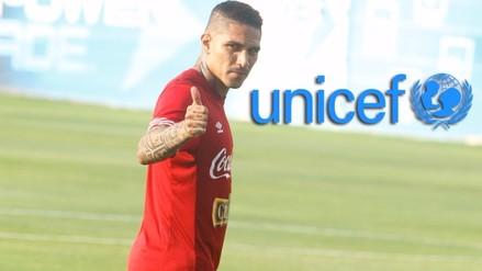 Selección Peruana: jugadores y Unicef promueven 'Generación i'