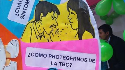 Región registró 704 casos de personas con TBC en el 2015