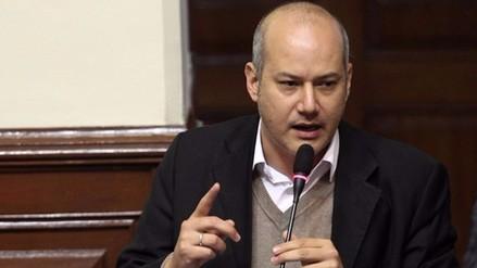 Tejada dice que Alan García busca un cogobierno entre fujimorismo y Apra