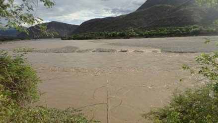 Caudal del río Marañón se incrementará por fuertes lluvias en la selva norte