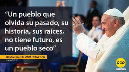 Semana Santa: viva presencia del papa Francisco en el Perú