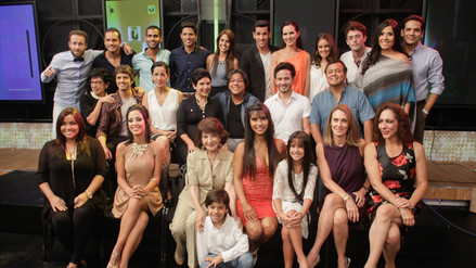 Valiente Amor: conoce al elenco de la nueva telenovela