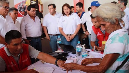 Lamas: beneficiarios utilizarán DNI electrónico para recibir Pensión 65